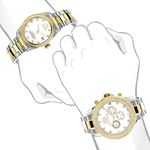 MATCHING WATCHES FOR COUPLES LUXURMAN YE 35 4