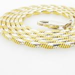925 Sterling Silver Italian Chain 24 inc 71916 2