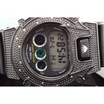 Ice Plus Mens Diamond Shock Style Watch  27753 2