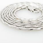 925 Sterling Silver Italian Chain 24 inc 71923 2