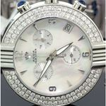 Ladies Aqua Master Diamond Watch 2.80 ct 28072 2