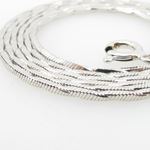 925 Sterling Silver Italian Chain 24 inc 71902 2