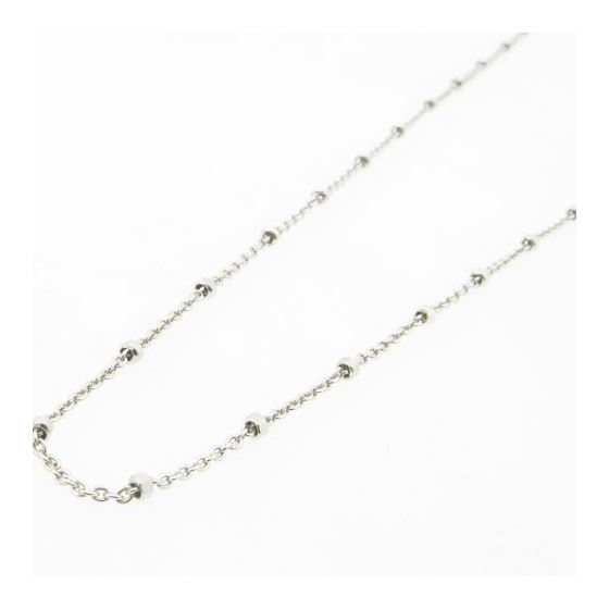 925 Sterling Silver Italian Chain 22 inc 71617 3