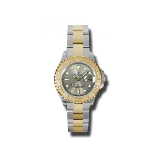 Rolex Watches  YachtMaster Lady Steel and Gold 169