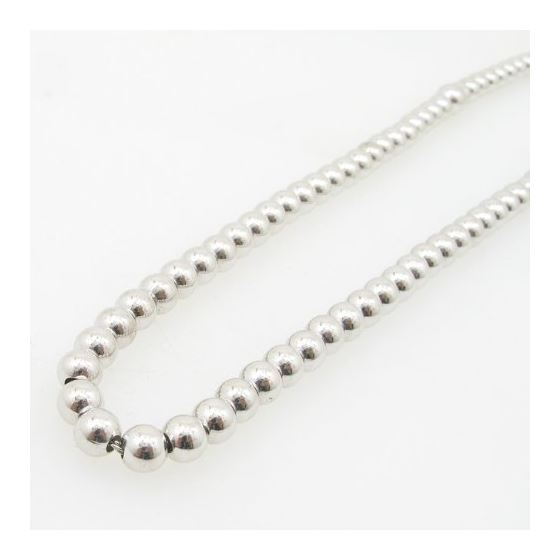 925 Sterling Silver Italian Chain 18 inc 70941 3