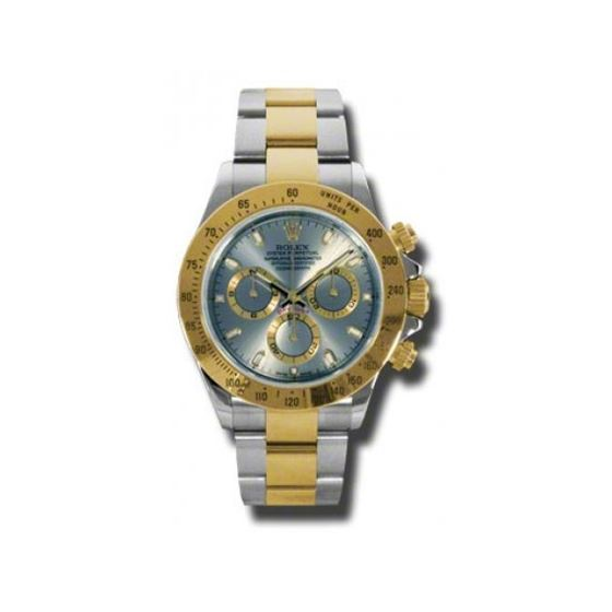 Rolex Watches  Daytona Steel and Gold 116523 gs