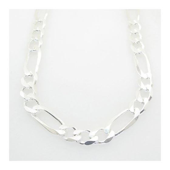Figaro link chain Necklace Length - 24 i 73259 3