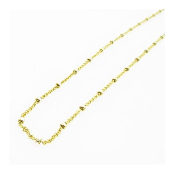 925 Sterling Silver Italian Chain 22 inc 71603 3