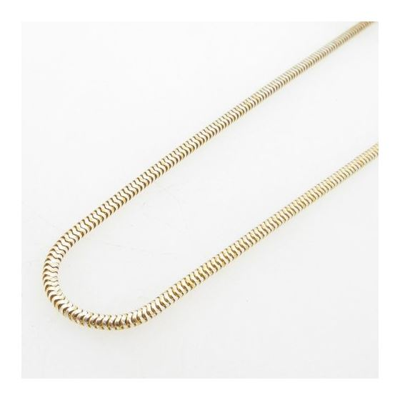 925 Sterling Silver Italian Chain 20 inc 71227 3