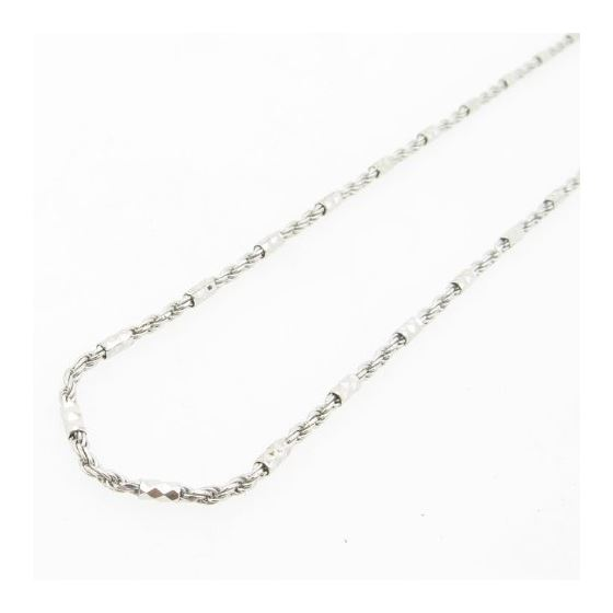 925 Sterling Silver Italian Chain 22 inc 71582 3