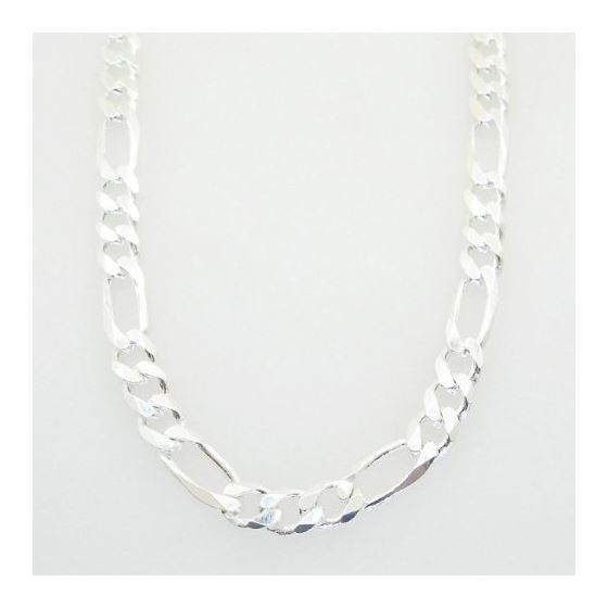Figaro link chain Necklace Length - 20 inches Widt