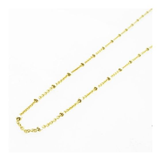 925 Sterling Silver Italian Chain 20 inches long a