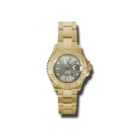 Rolex Watches  YachtMaster Lady Gold 169628 g