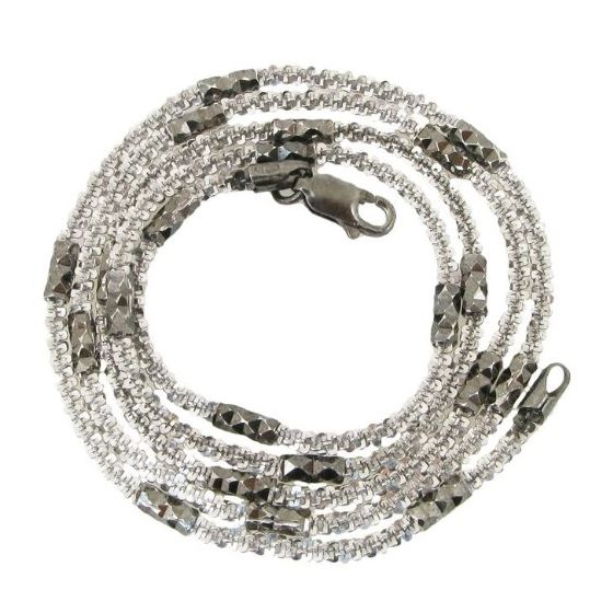 925 Sterling Silver Italian Chain 22 inc 71705 1