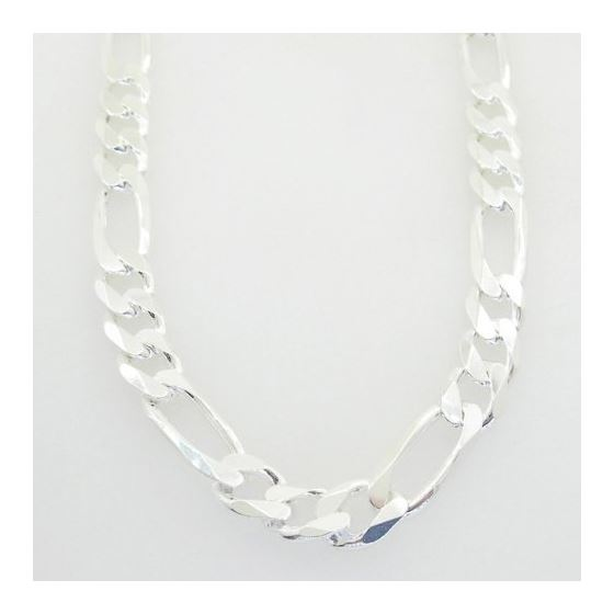 Figaro link chain Necklace Length - 24 i 73238 3