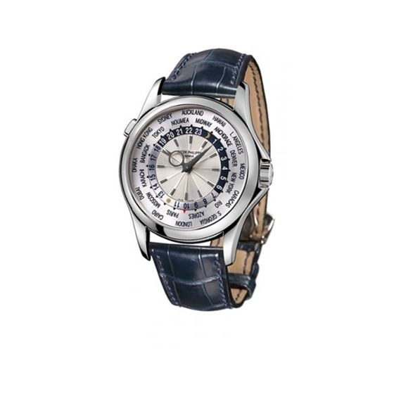 Patek Philippe World Time Mens Watch 5130G