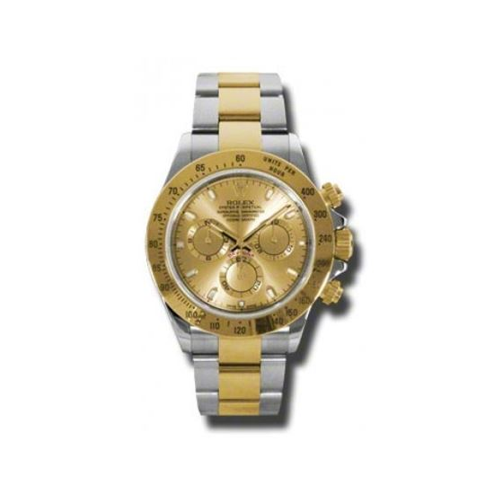 Rolex Watches  Daytona Steel and Gold 11 54120 1