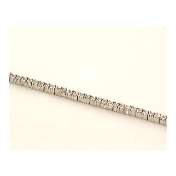 Ladies 0.75ctw Diamond Tennis Bracelet B1638