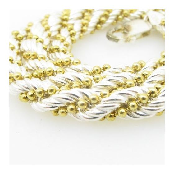 925 Sterling Silver Italian Chain 18 inc 70975 2
