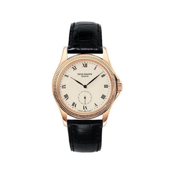 5115R Patek Phillipe Calatrava Mens Wristwatch