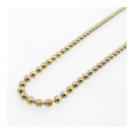 925 Sterling Silver Italian Chain 22 inches long a