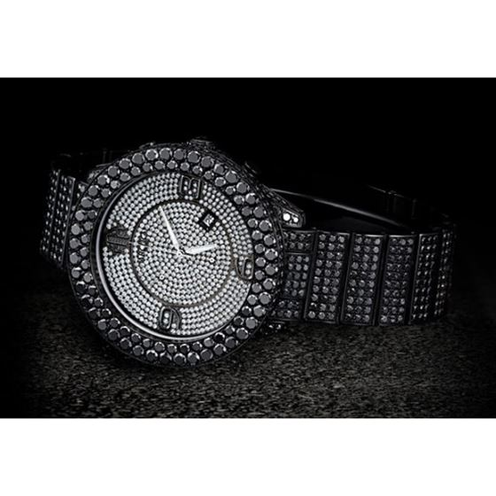 Arctica Watches Arctica 47mm Black Diamond Case 39