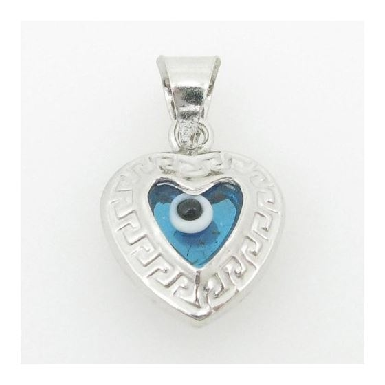 womens bp136 kabbalah evil eye .925 Sterling Silve