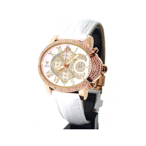 Aqua Master Unisex Designer Diamond Watch AQMU2566