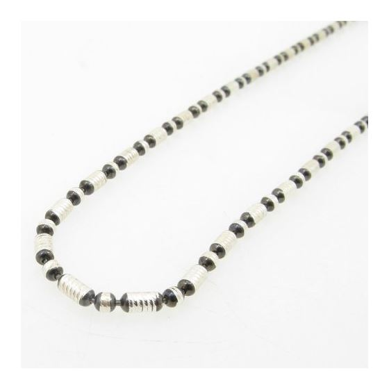 925 Sterling Silver Italian Chain 22 Inches Long-3