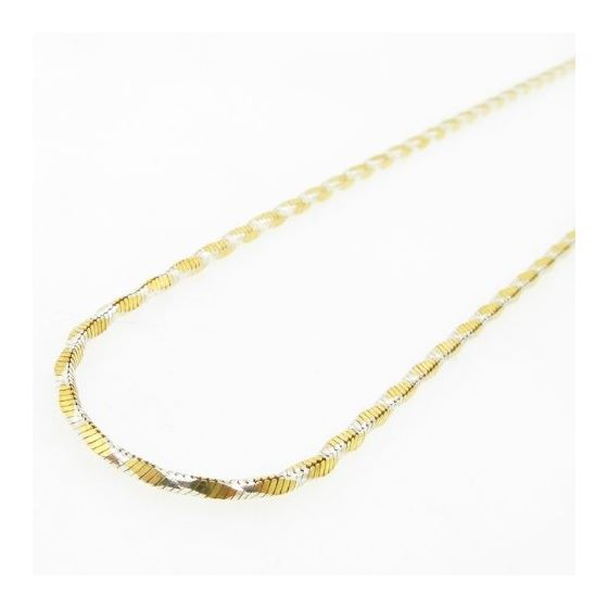925 Sterling Silver Italian Chain 24 inc 71917 3