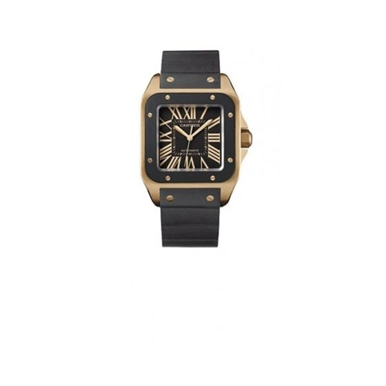 Cartier Santos 100 XL Mens Watch W20124U 55188 1