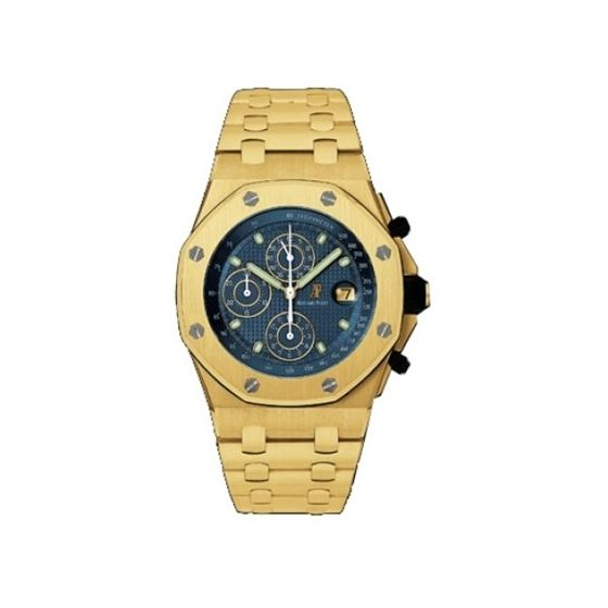 Audemars Piguet Mens Watch 25721BA.OO.1000BA.02