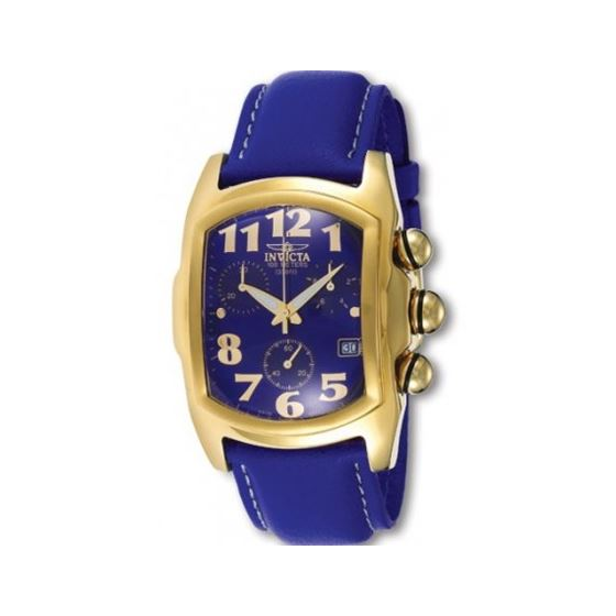 Invicta Lupah Gold Mens Watch 9892