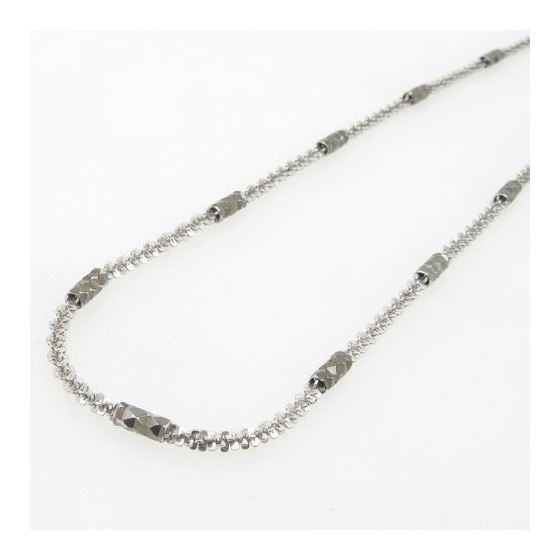 925 Sterling Silver Italian Chain 22 inc 71707 3