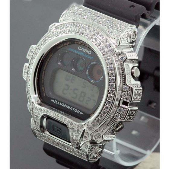 Iced Out Watches Casio G Shock Mens Digi 53062 2