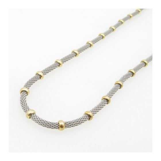925 Sterling Silver Italian Chain 18 inc 70920 3