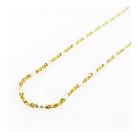 925 Sterling Silver Italian Chain 20 inc 71109 3