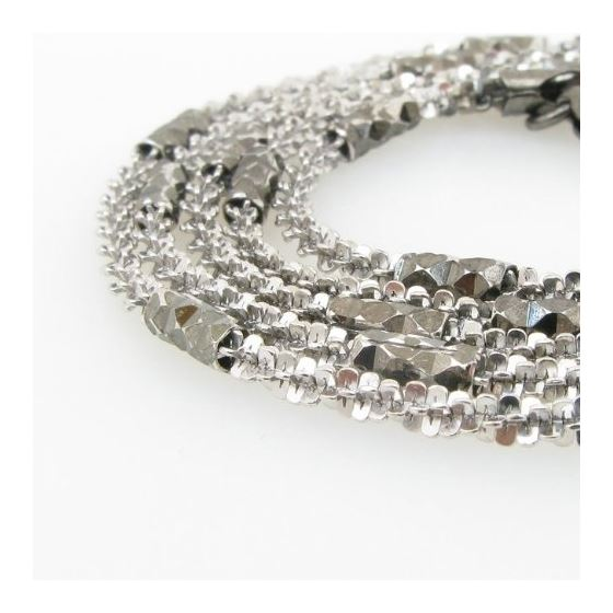 925 Sterling Silver Italian Chain 22 inc 71706 2