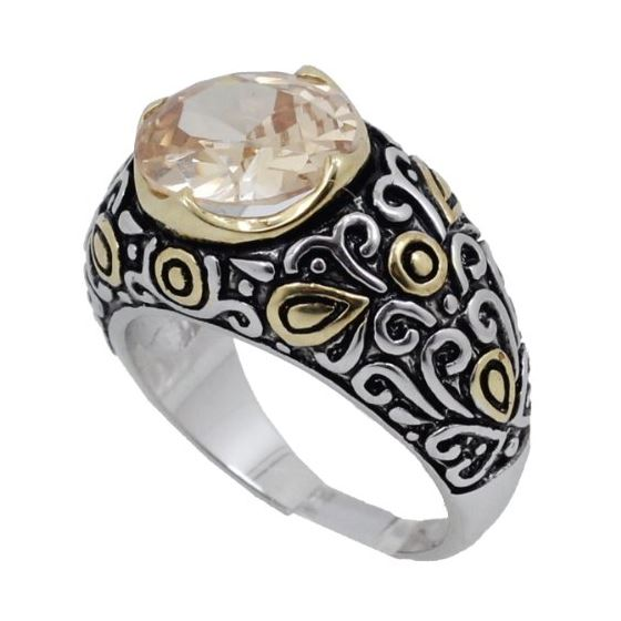 Ladies .925 Italian Sterling Silver Spri 74244 1