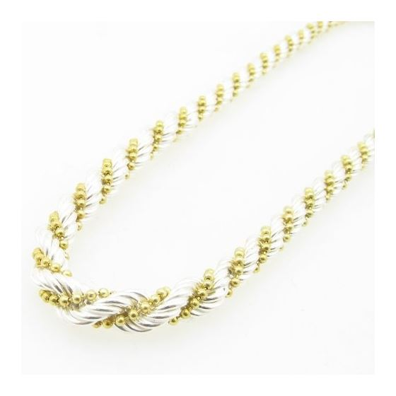 925 Sterling Silver Italian Chain 18 inc 70976 3
