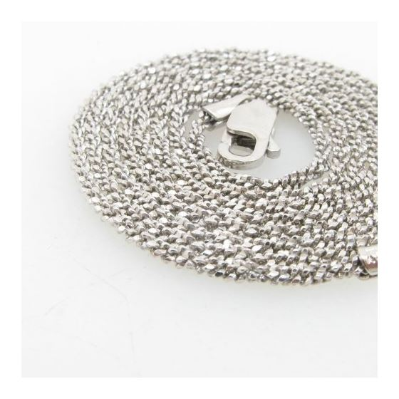 925 Sterling Silver Italian Chain 22 inc 71518 2