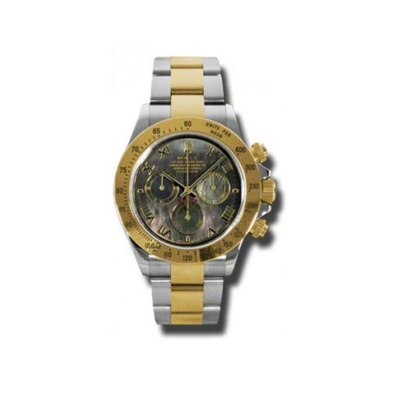 Rolex Watches  Daytona Steel and Gold 11 54119 1
