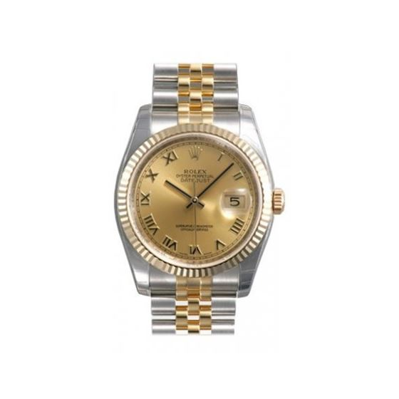 Rolex Oyster Perpetual Datejust Mens Watch 116233-