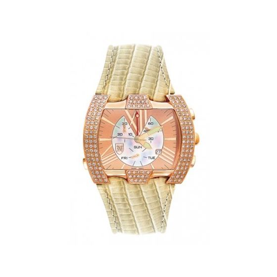 Unisex Diamond Swiss Movement Nekta Magi 28183 1