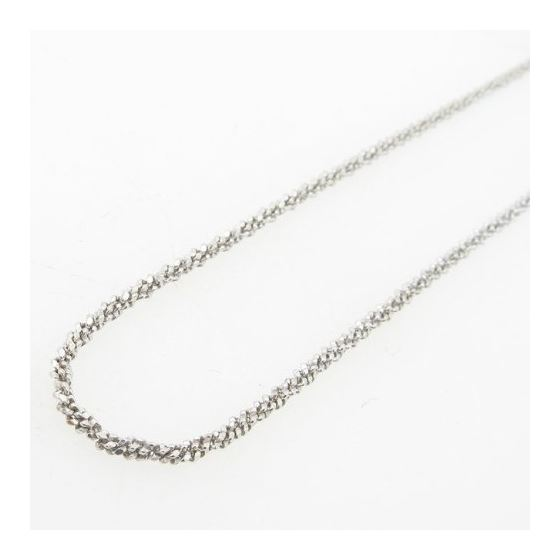 925 Sterling Silver Italian Chain 22 inc 71519 3