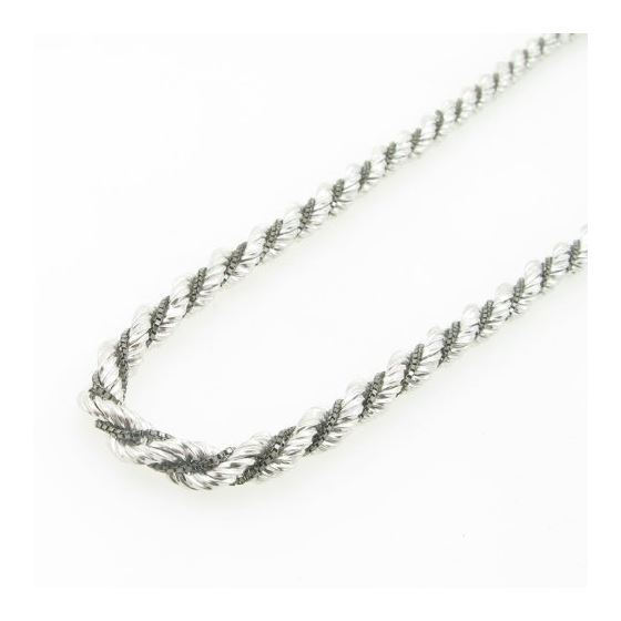 925 Sterling Silver Italian Chain 18 inc 70934 3