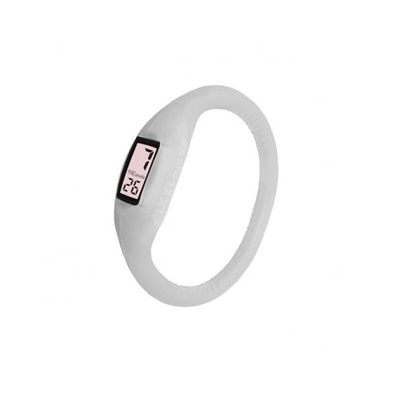 Pixel Moda Ultra Light Digital Unisex Watch Lucent
