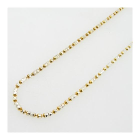 925 Sterling Silver Italian Chain 22 inc 71721 3