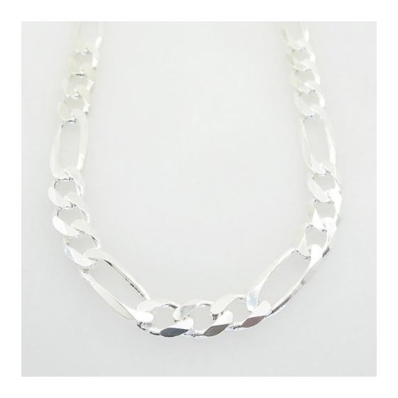 Figaro link chain Necklace Length - 20 i 73182 3