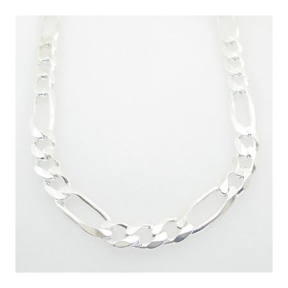 Figaro link chain Necklace Length - 30 i 73294 3